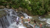 Private Dunn's River Falls Tour and Blu Beach Experience