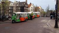 Amsterdam City Tour by Tuk-Tuk with Cheese Tasting