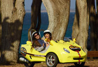 3-Hour Monterey, Cannery Row and Pacific Grove Sea Car Tour