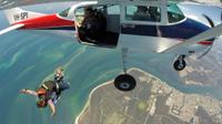 14000ft Tandem Skydive with Beach Landing from Caboolture