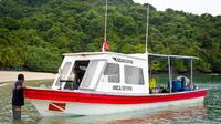 Overnight: Scuba Diving in Coiba National Park