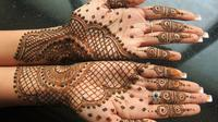 Amsterdam Henna Workshop
