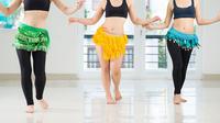 Belly Dancing Workshop in Amsterdam