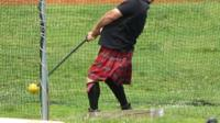 Highland Games of Scotland in Amsterdam