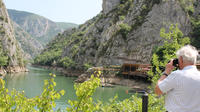 Private Half Day Tour of Skopje's Surrounding Beauties