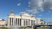 Private Half Day Walking Tour of Old and New Skopje