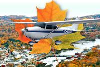Fall Colors Air Tour in Niagara