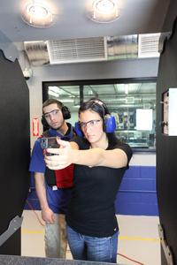 Sampler Experience at the Gun Garage