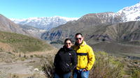 Private Day Excursion to Maipo Valley and El Yeso Reservoir