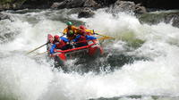 High Adventure Half-Day Whitewater Rafting Including Lunch