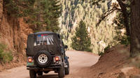 Colorado Springs Foothills and Garden of the Gods Jeep Tour