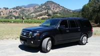Private Transfer: Round trip transfer from San Francisco Airport  Private Car Transfers