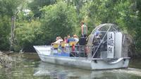 Combo Oak Alley Plantation And 16-passenger Air-boat Swamp Tour