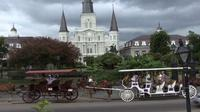 New Orleans City Tour: Katrina, Garden District, French Quarter, Graveyard