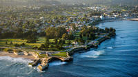 Monterey and Carmel Helicopter Tour from Watsonville