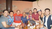 Gay Bar Hopping Tour Including Dinner and Cabaret