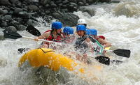 Class III White Water Rafting Half Day Arenal