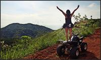 Jaco Rafting and ATV Combo Adventure