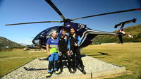 Queenstown Otago Queenstown Canyoning Adventure including Helicopter Flight and Lunch 15518P3