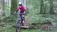 Half-Day Mountain Bike Adventure in Semnoz