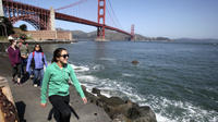 San Francisco Walking Tour: Fishermans Wharf to the Golden Gate Bridge