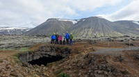 Small-Group Lava Caving Experience from Reykjavik
