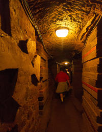 Exclusive Catacombs After Closing and Bone Chapel Tour