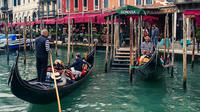 Small Group Venice In a Day with Basilica San Marco and Doges Palace plus Gondola Ride
