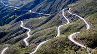 Full-Day Tour Including Villavicencio, The Route of 365 Curves and 7 Colors Mountain