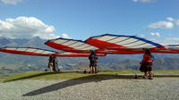 Coronet Peak Instructional Tandem Hang Gliding