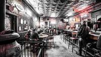 Haunted Lockdown at the Pioneer Saloon in Goodsprings