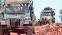 Diamondback Gulch 4x4 Open-Air Jeep Tour in Sedona