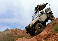 Sedona Off-Road Canyon Jeep Tour