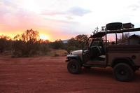 Sunrise or Sunset Wildlife Safari Tour by Jeep from Sedona