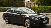 Private Luxury Transfer from Vienna to Prague with Wi-Fi and Refreshment