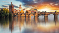Private Transfer From Hallstatt To Prague With Wi-Fi Refreshments Prague Walking Tour Included