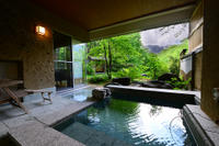 Overnight Stay at Senjuan Ryokan with Onsen and Meals