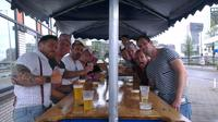 Guided Beer Bike Sightseeing Tour in Amsterdam