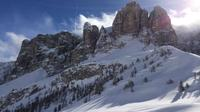 Dolomiti Ski Tour: Sellaronda from Cortina d'Ampezzo