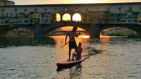 Stand Up Paddle sur l'Arno à Florence