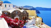 Santorini Private Escorted Half Day Island Tour