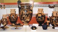 visit to the museum Santomasi