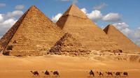 Day Trip to the Giza Pyramids - Sphinx - Memphis and Sakkara