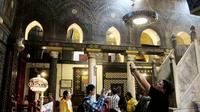 Full-Day Private Guided Tour to Egyptian Museum, Citadel of Saladin and Old Cairo Churches