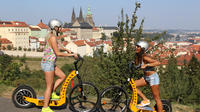 Prague All Inclusive Grand Tour by Segway and eScooter