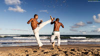 Capoeira-Kurs in Salvador