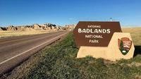 Badlands Standard or Premium Tour