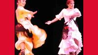 Carolina Lugos and Carolé Acuñas Ballet Flamenco