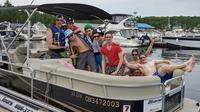 Penetanguishene Harbour 2-Hour Captained Pontoon Boat Ride