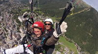 Acrobatic  Paragliding Tandem Flight !